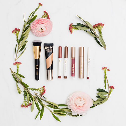 beauty products background image-2