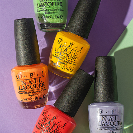 nails care - opi nails laquare background image